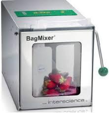 Bag mixer 400 range