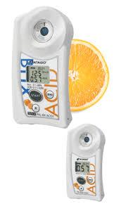 Pocket Brix-Acidity Meter (Citrus) PAL-BX ACID1 Master Kit
