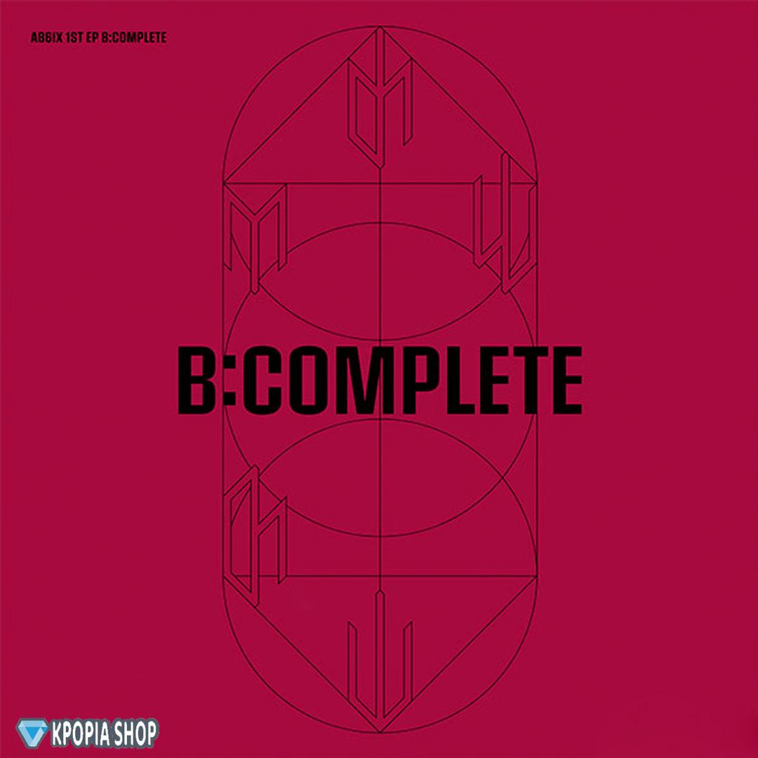 AB6IX - EP Album Vol.1 [B:COMPLETE] (S Ver.)