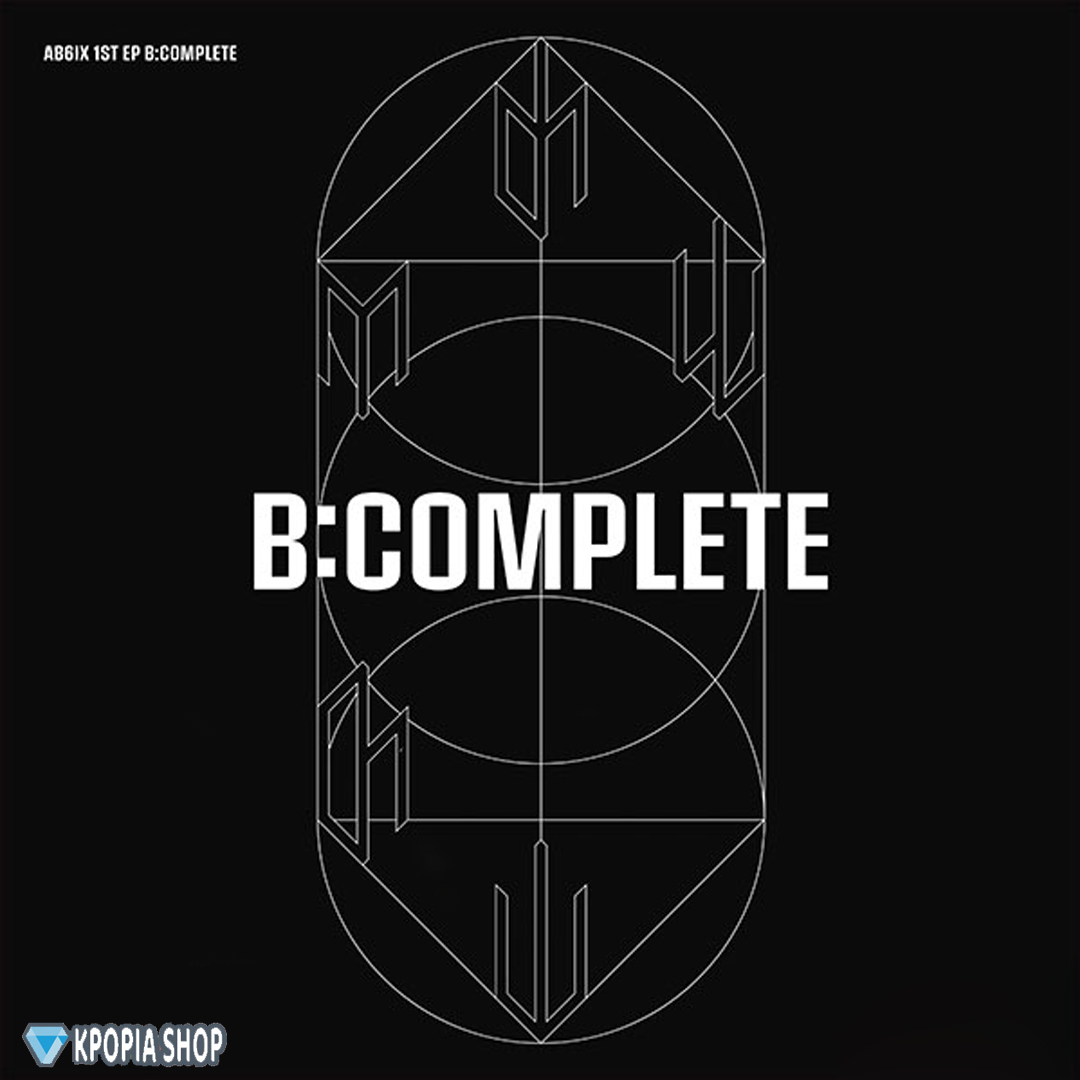 AB6IX - EP Album Vol.1 [B:COMPLETE] (X Ver.)   بوستر هدية