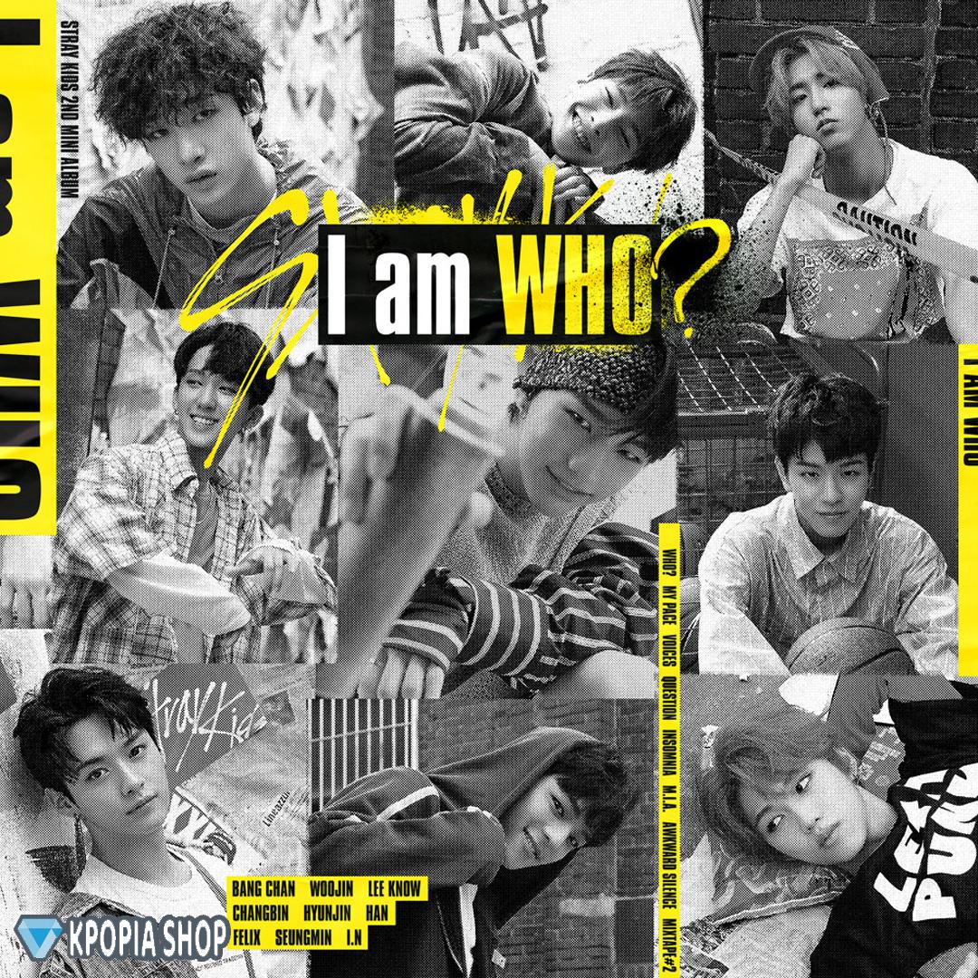 Stray Kids – Mini Album Vol.2 [I am WHO] النسخة العشوائية