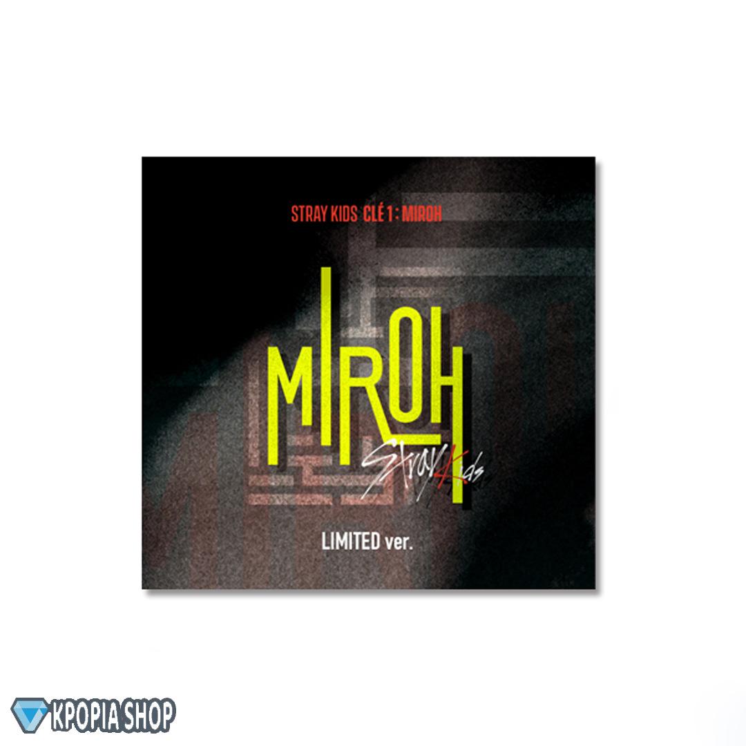 Stray Kids – Mini Album [Clé 1 : MIROH] - Normal Edition - النسخة الكاملة