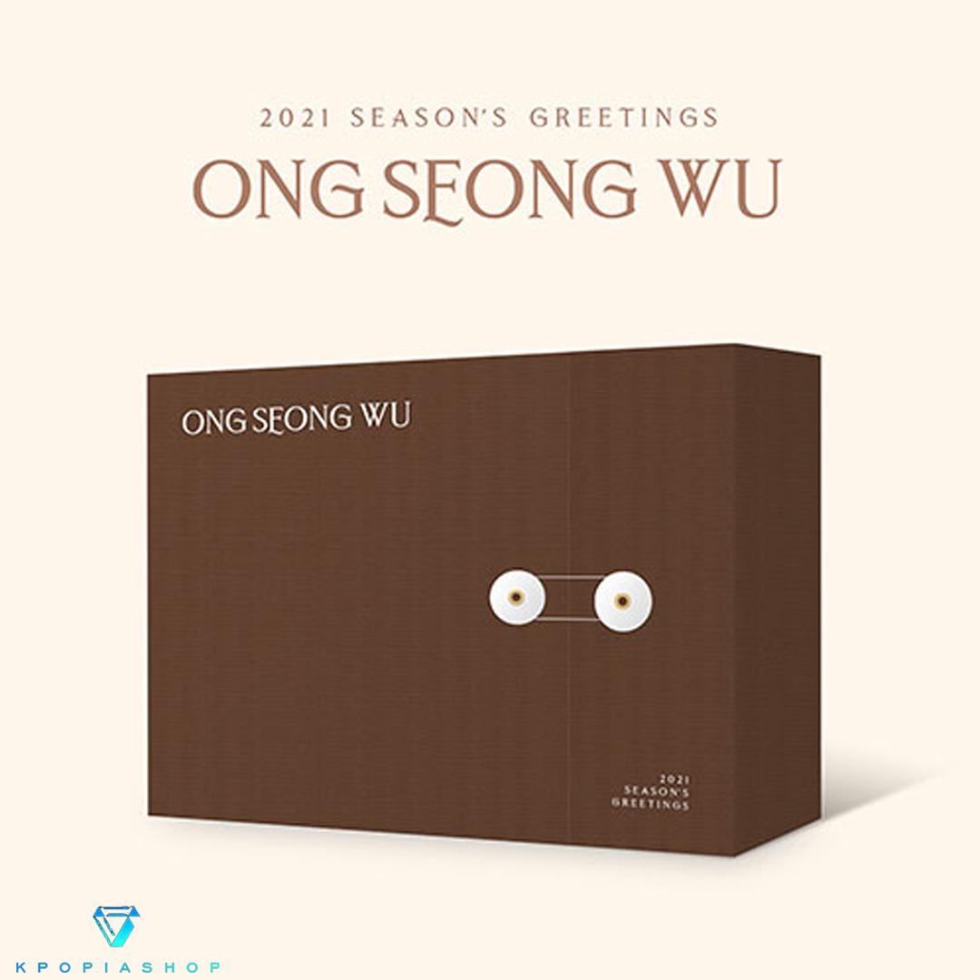 Ong Seong Wu - 2021 SEASON'S GREETINGS