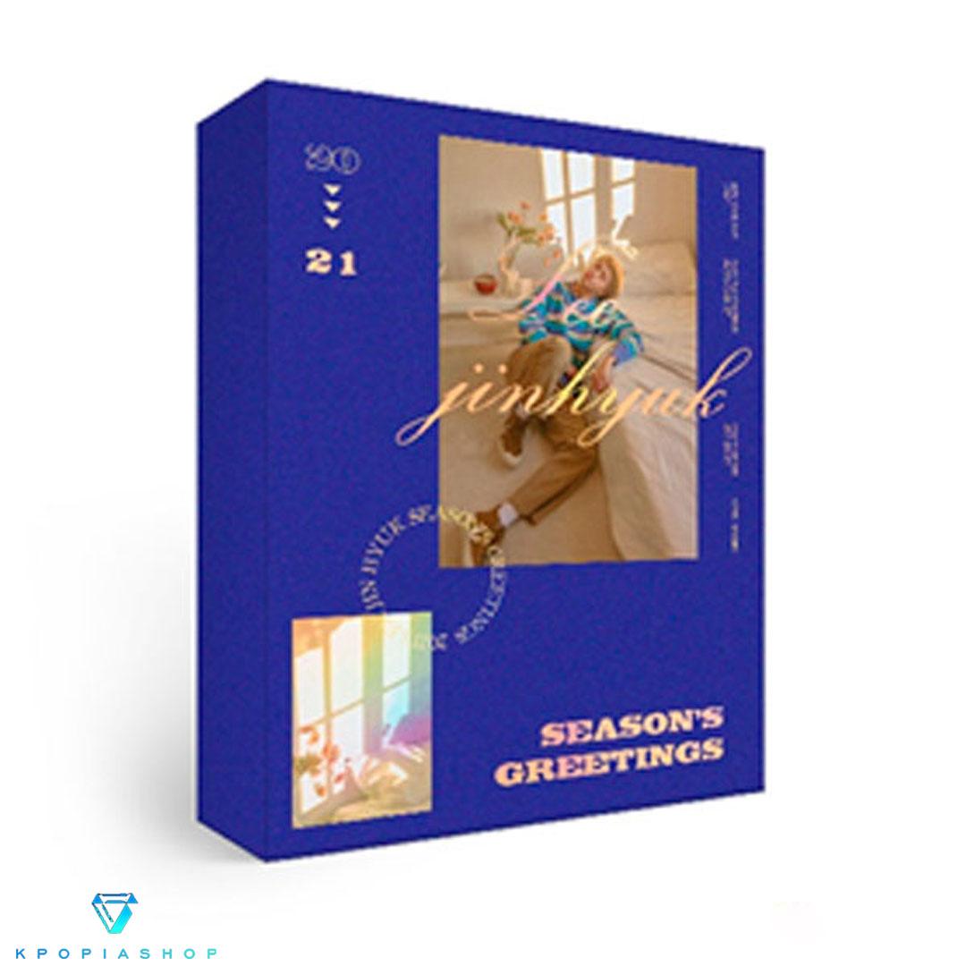 LEE JIN HYUK - 2021 SEASONS GREETINGS