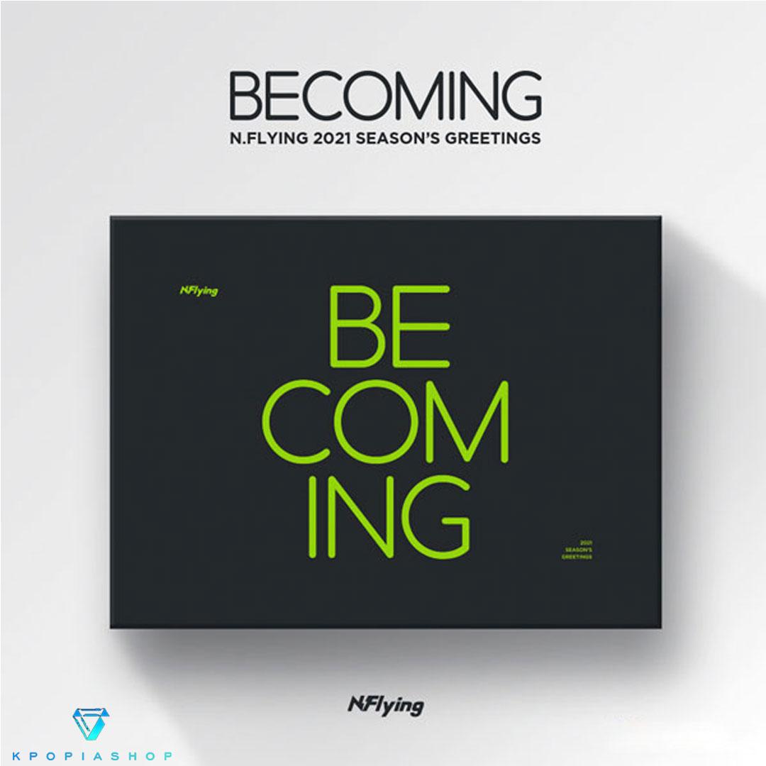 N.Flying - 2021 SEASON'S GREETINGS [BECOMING]