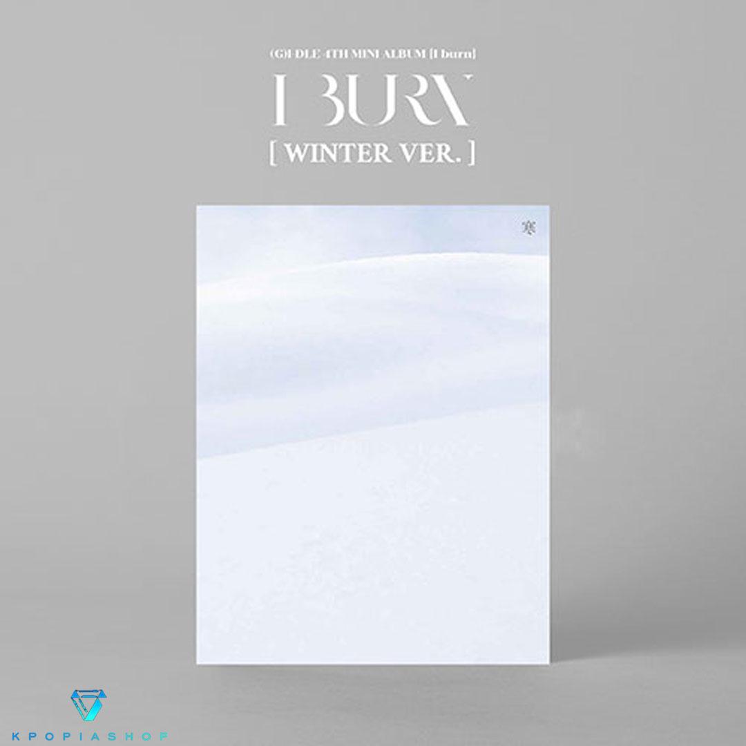 (G)I-DLE - Mini Album Vol.4 [I burn] WINTER Ver.
