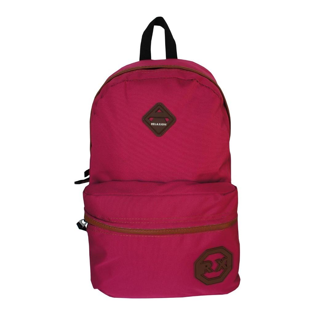 حقيبة مدرسية للبنات باللون الزهري