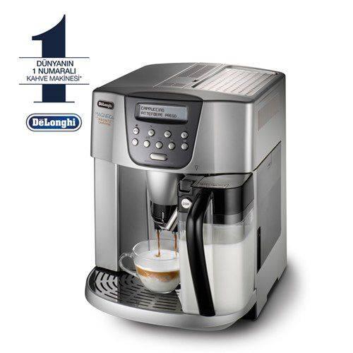 ماكينة اكسبريس للقهوة والكابتشينو الاوتوماتيكية  ماركة دالونجي