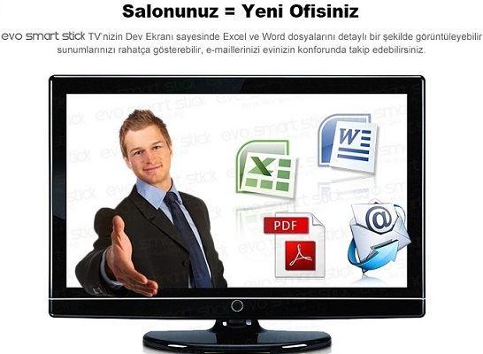 يو اس بي لتحويل كمبيوترك او تلفزيونك الى سمارت تي في