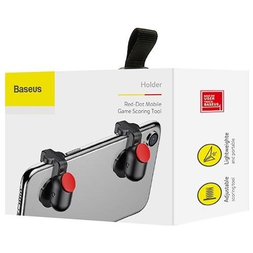 جهاز التحكم بالألعاب من سلسلة Baseus Red-Dot أسود