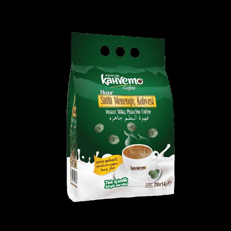 قهوة البطم التركية شاكر ديباك 20 × 14 غرام 3 علب