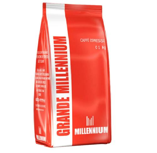 قهوة Grande Millennium Espresso وزن 1 كغ