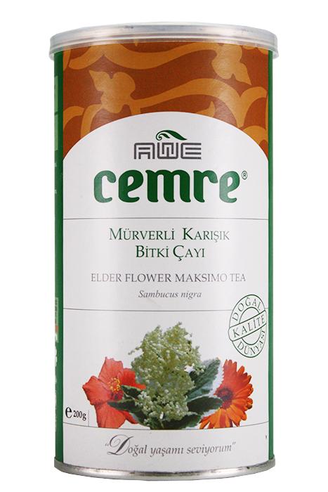 ماكسيمو سيستول - شاي أعشاب البلسان 120 غرام. × 5 علب