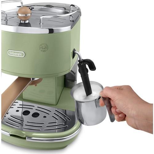 ماكينة القهوة والاسبريسو والكابتشينو ديلونجي صنع في تركيا