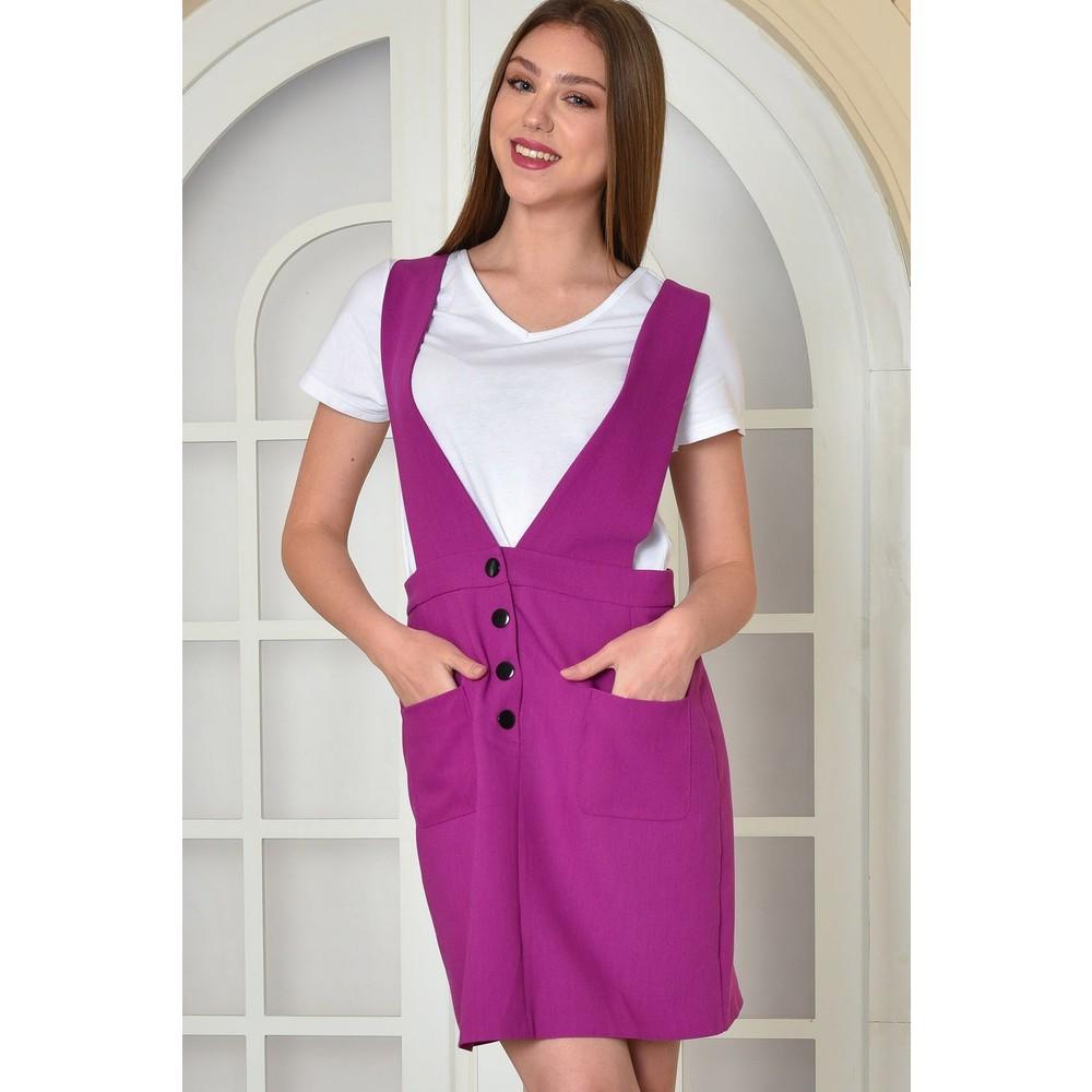 فستان  موديل فلاحي صيفي للسهرات صنع في تركيا