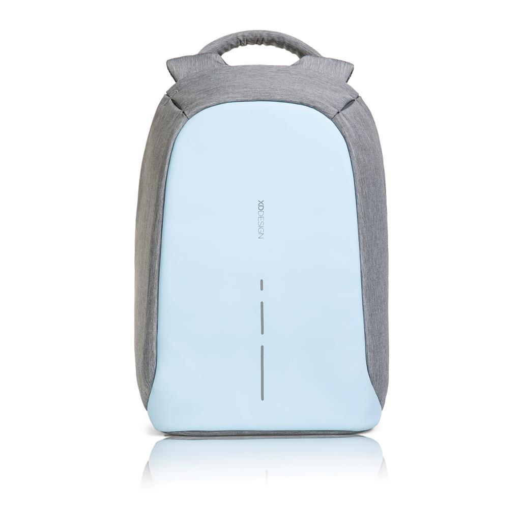 اكس دي ديزاين-بوبي كومباكت حقيبة ظهر مضادة للسرقة-ازرق فاتح
