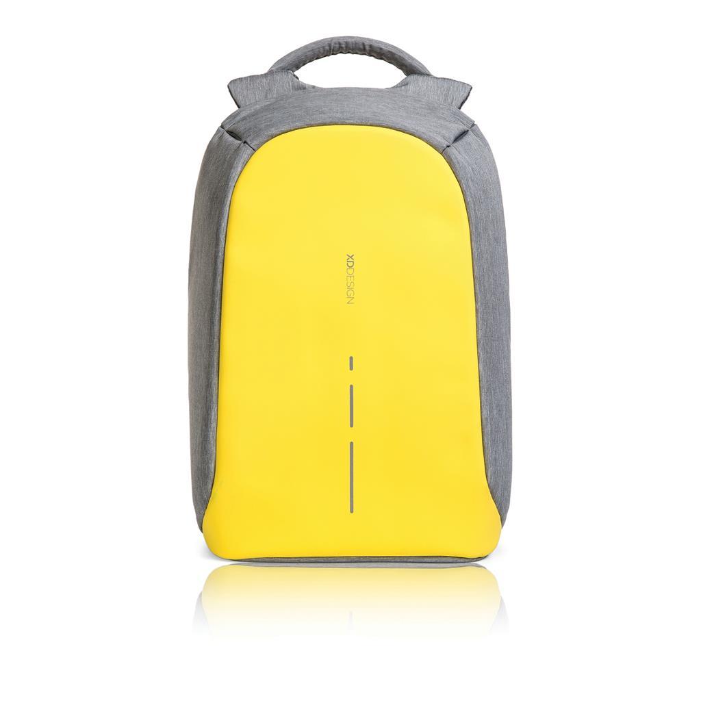 اكس دي ديزاين-بوبي كومباكت حقيبة ظهر مضادة للسرقة-اصفر