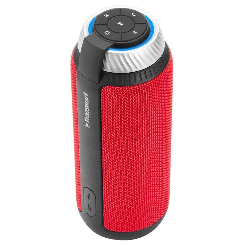 ترونسمارت-ايليمنت تي 6 مكبر صوت لاسلكية -احمر