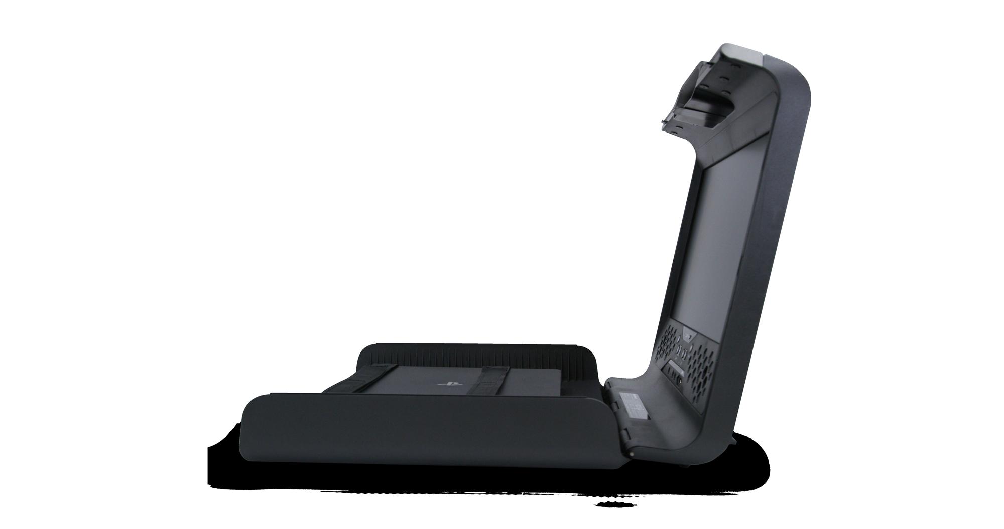 جيمز-شاشة سينتينل برو إكس بي المحمولة G170 مقاس 17.3 بوصة للألعاب بتقنية IPS بدقة 1080 بيكسل-أسود