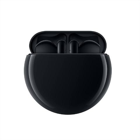 هواوي-فري بدز 3 مع تقنية إلغاء الضجيج الذكية-أسود