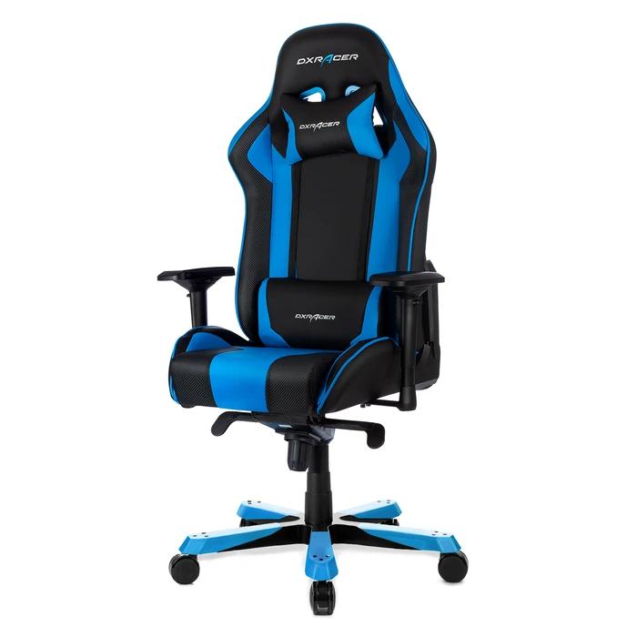 دي اكس رايسر - كرسي قيمنق كنق سيريس - اسود و ازرق