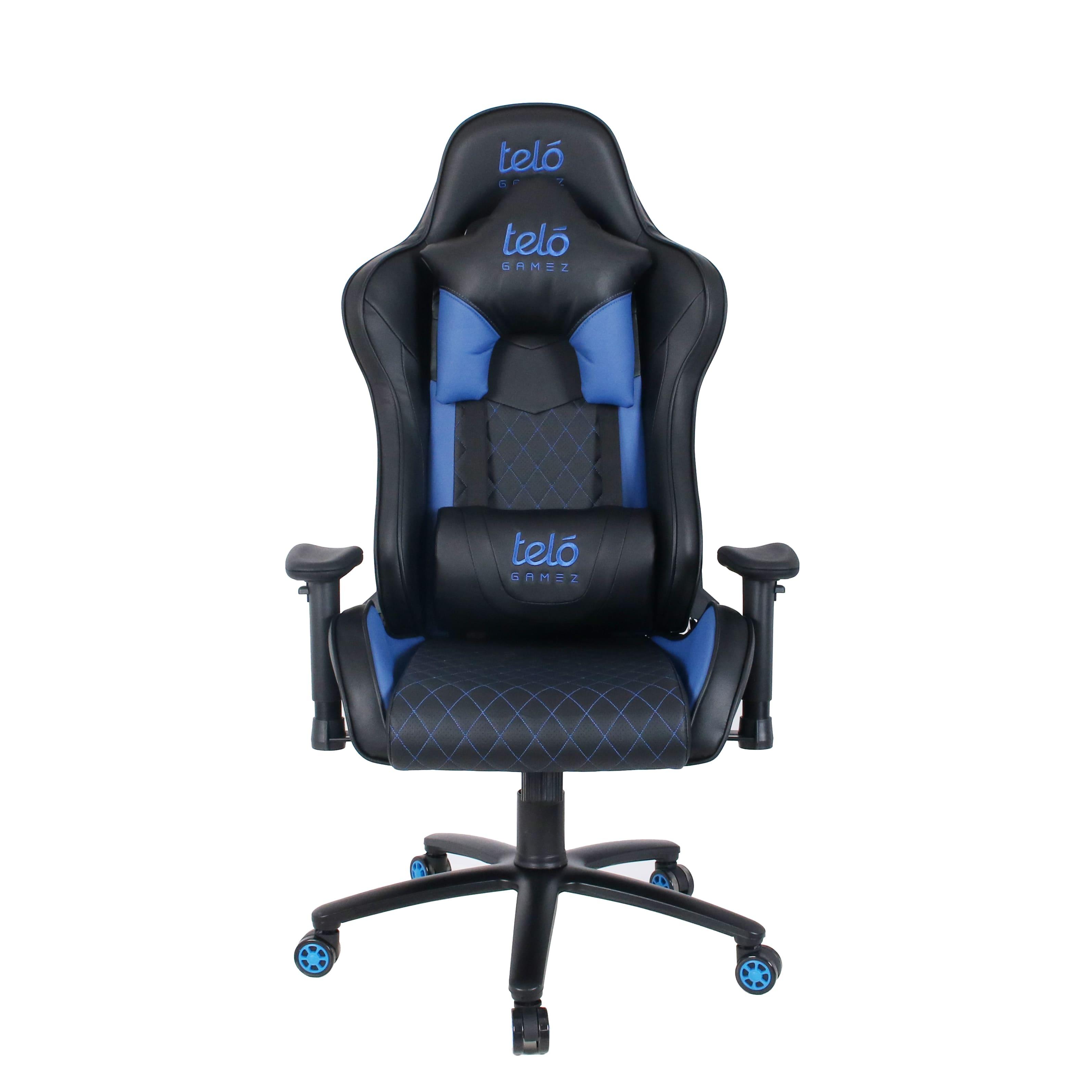 تيلو- كرسي العاب اصدار C1 - ازرق