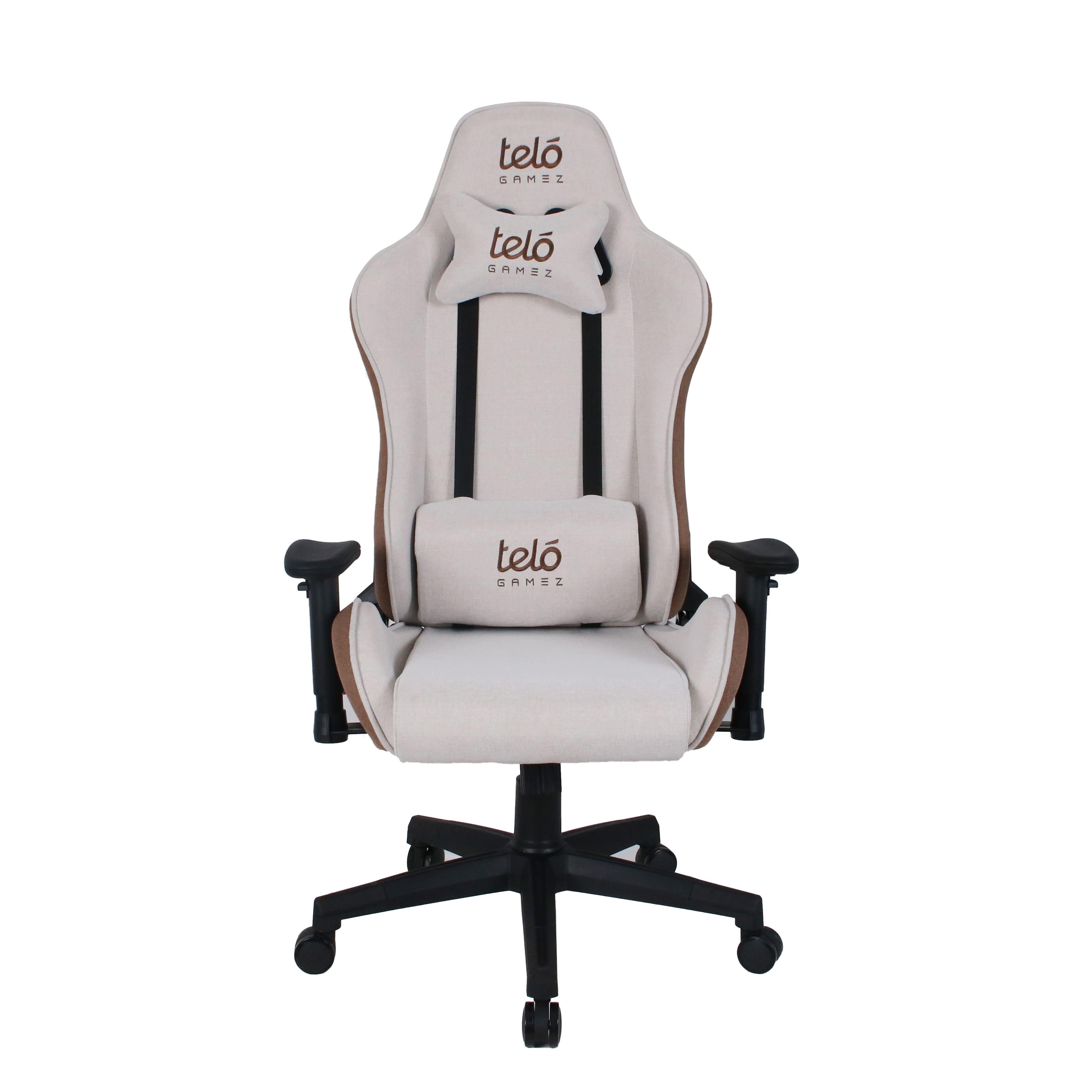 تيلو- كرسي العاب اصدار C1 - ابيض