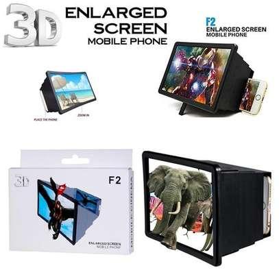 شاشة مكبرة F2 3D للهاتف المحمول
