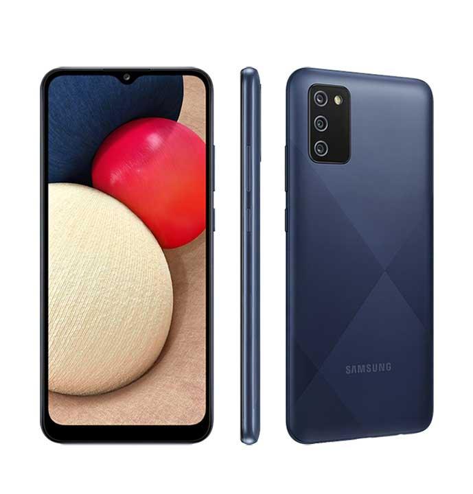 هاتف Samsung Galaxy A02s سعة 64 جيجابايت