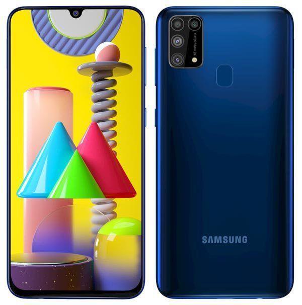 هاتف Samsung Galaxy M31 بسعة 128 جيجابايت
