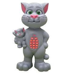 لعبة القط توم المتكلم للاطفال