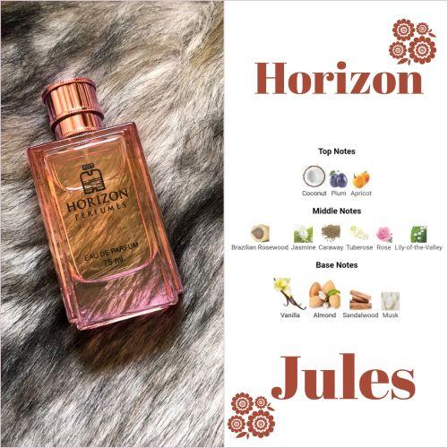 عطر JULES من هورايزون - للسيدات- مستوحي من ديور هيبنوتك