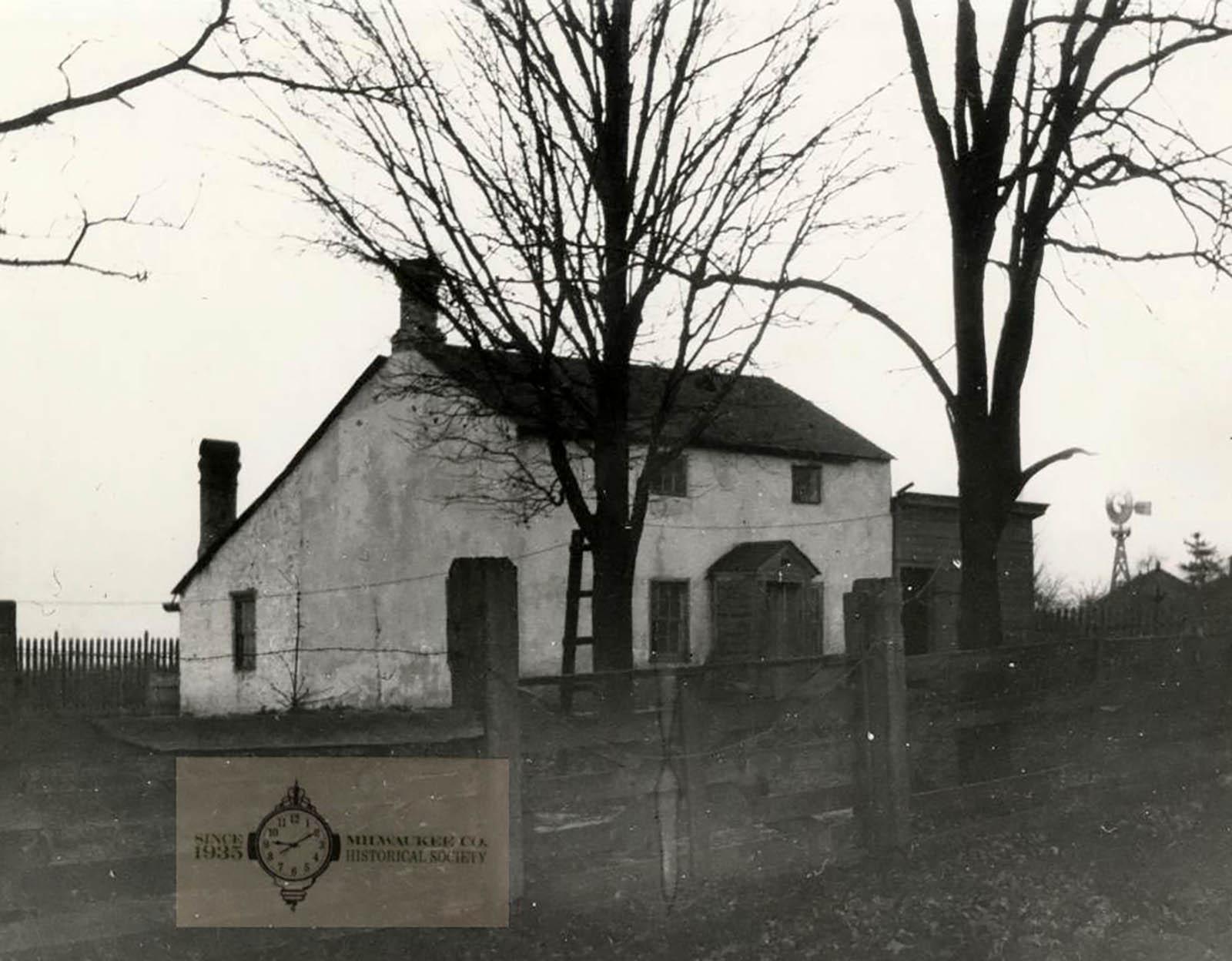 Jeremiah Curtin House, 1907