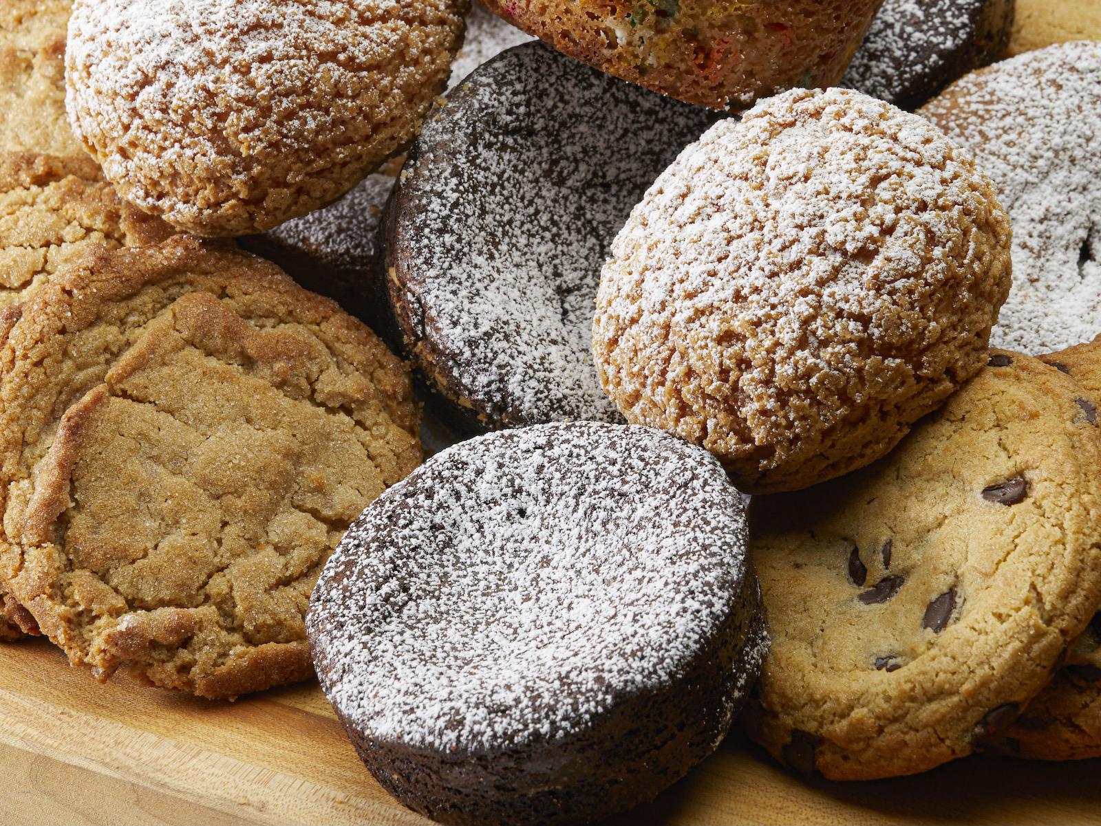 Mid-Way Bakery goods