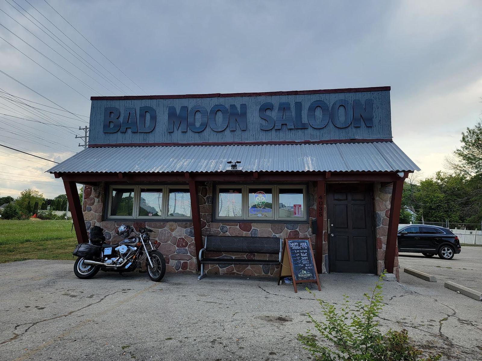 bad moon saloon