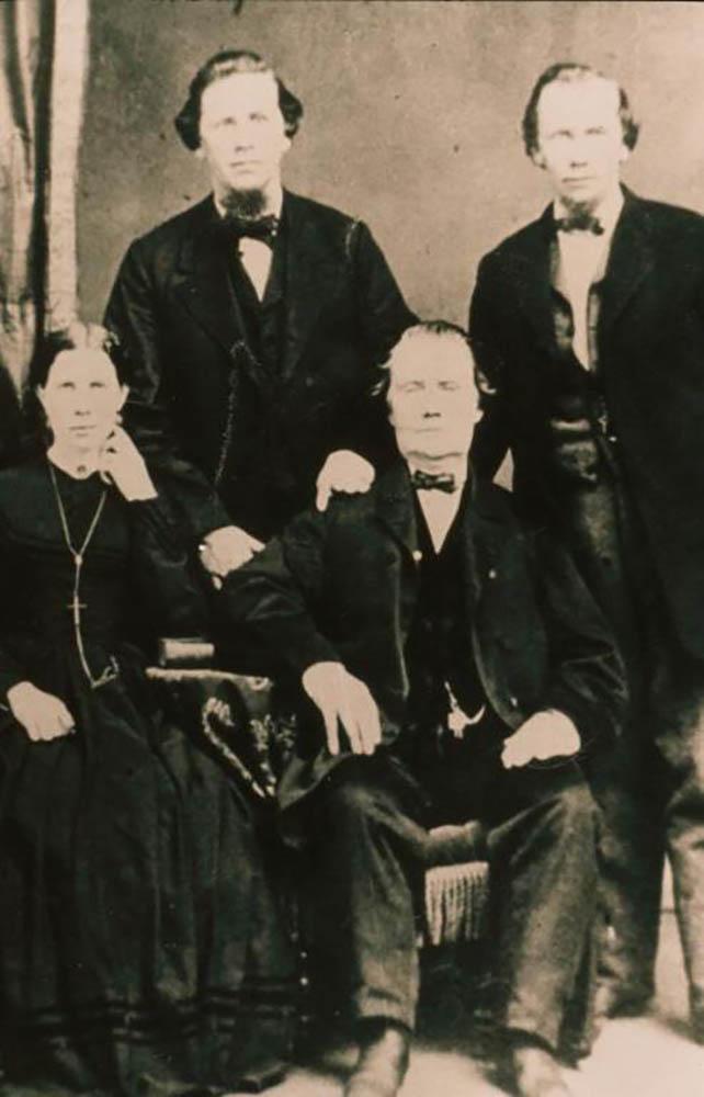 Trimborn Family