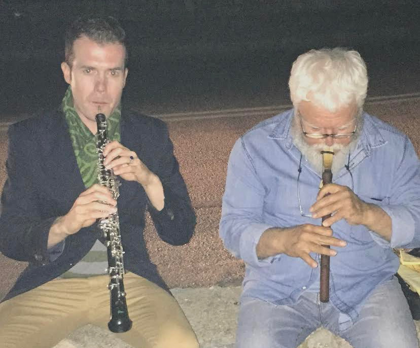 oboe players