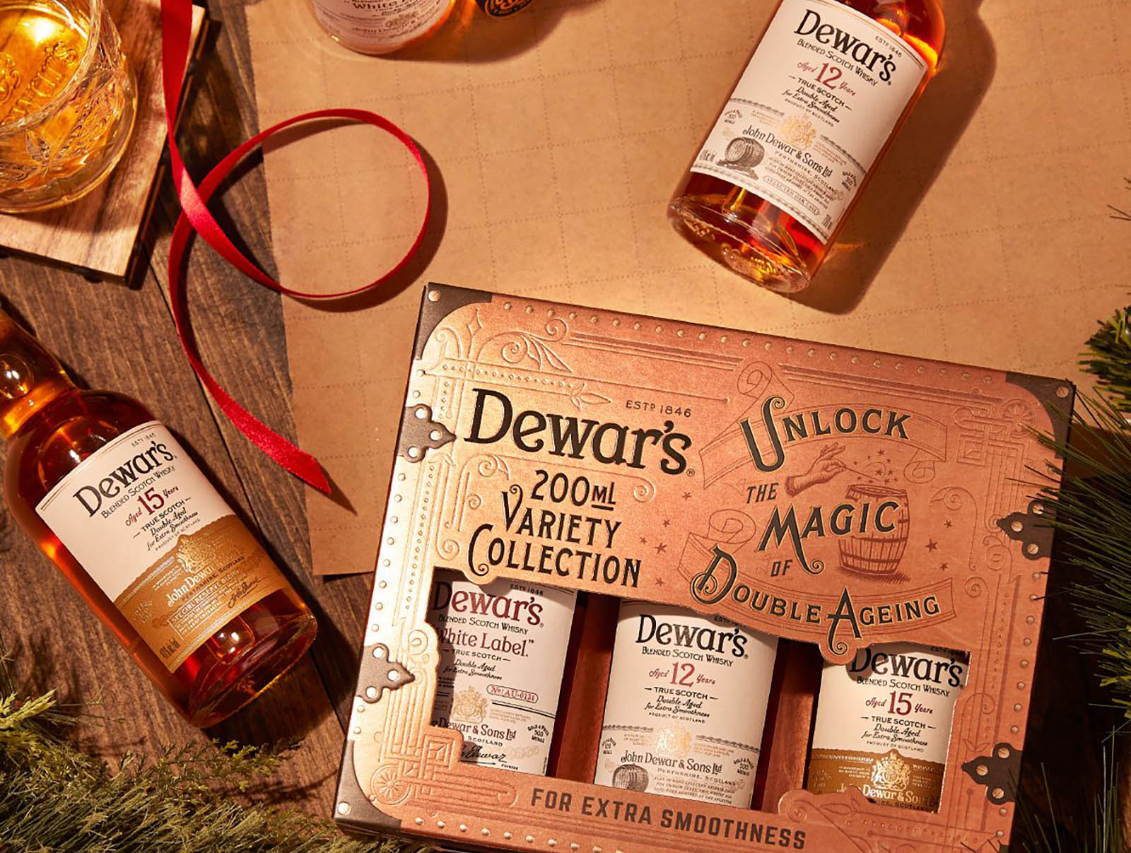 Dewar's Discovery Pack