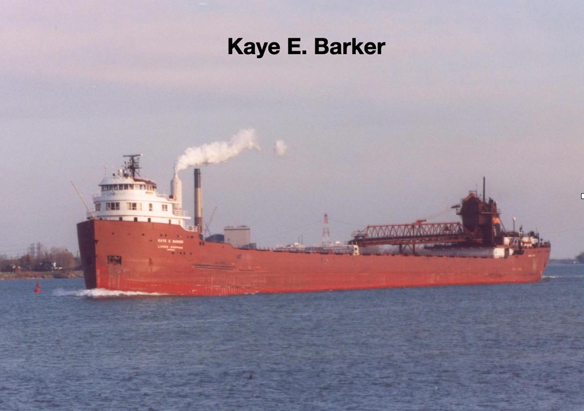 Kaye E. Barker