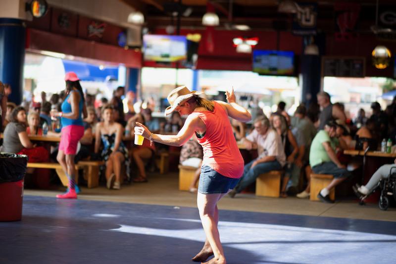 state fair dancing