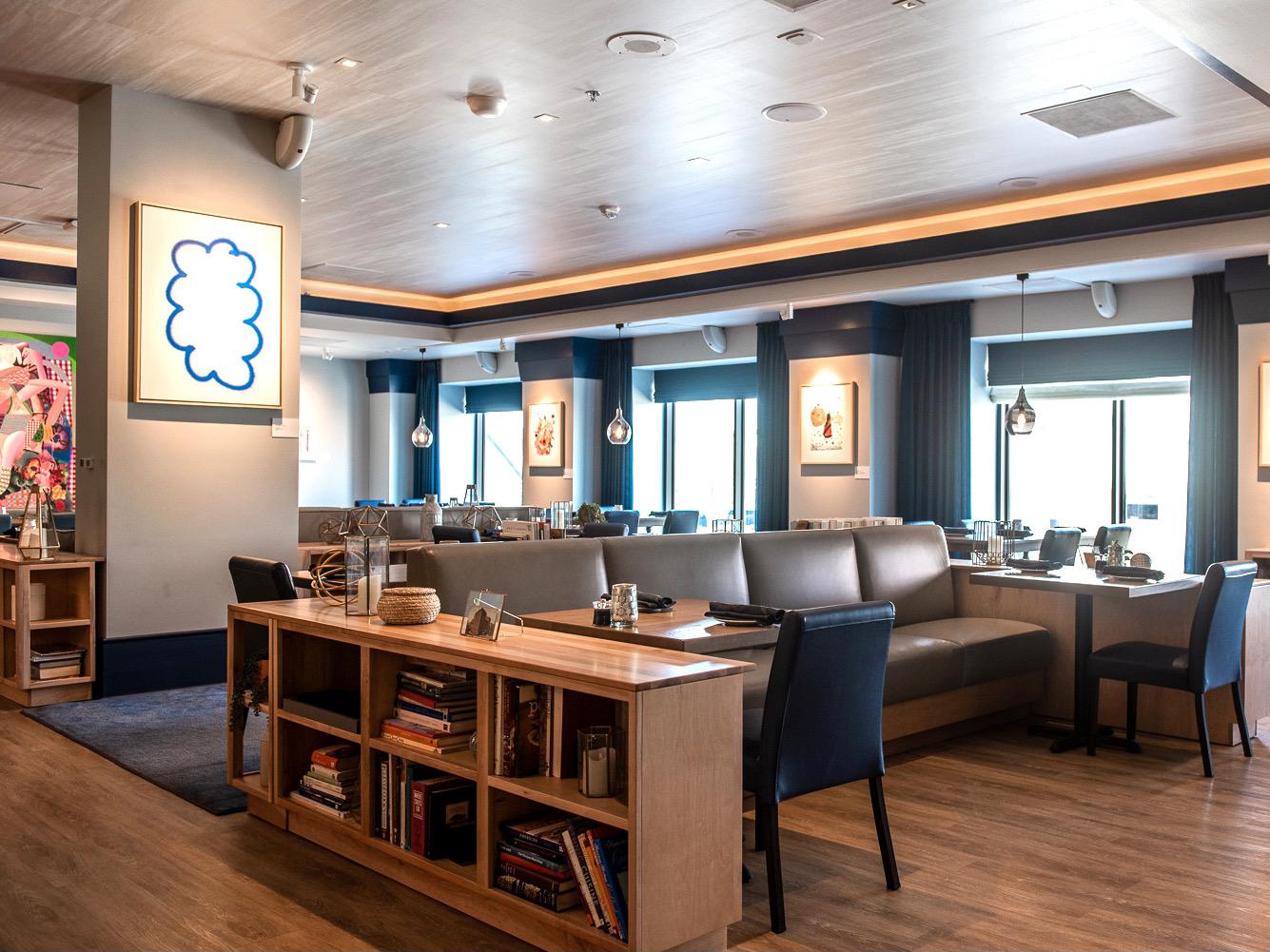 ARIA dining room