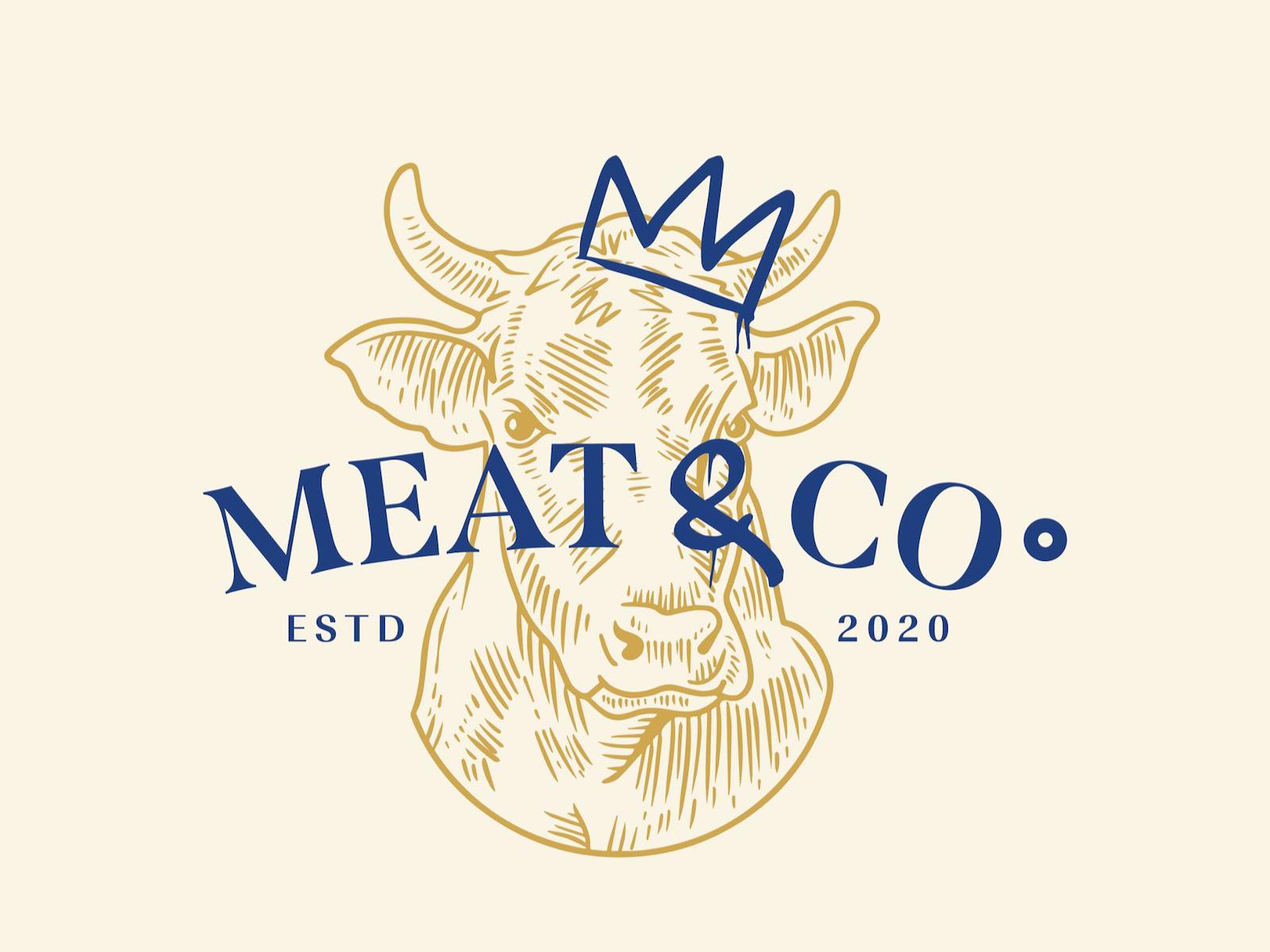Meat & Co. logo