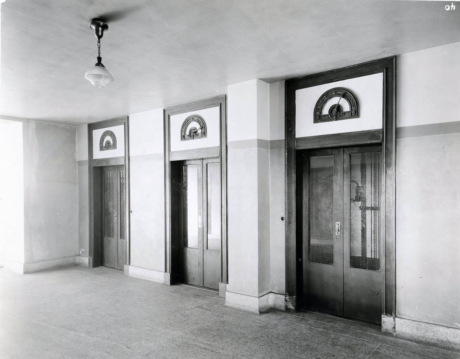 matc elevators