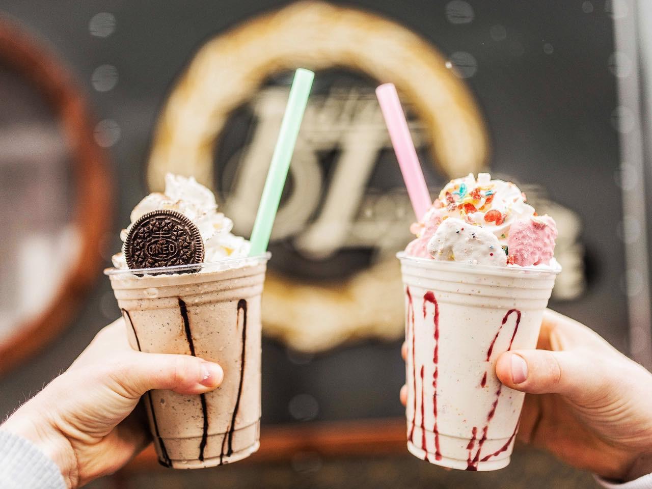Better Together Cafe Milkshakes