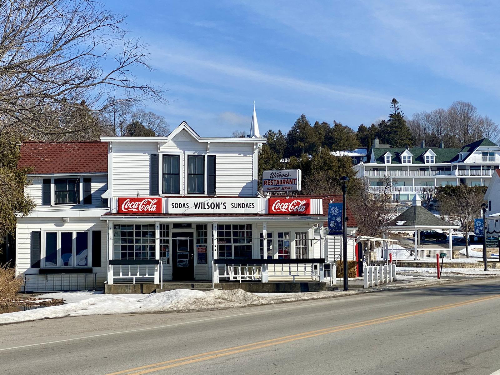 Wilson's Restaurant & Ice Cream Parlor