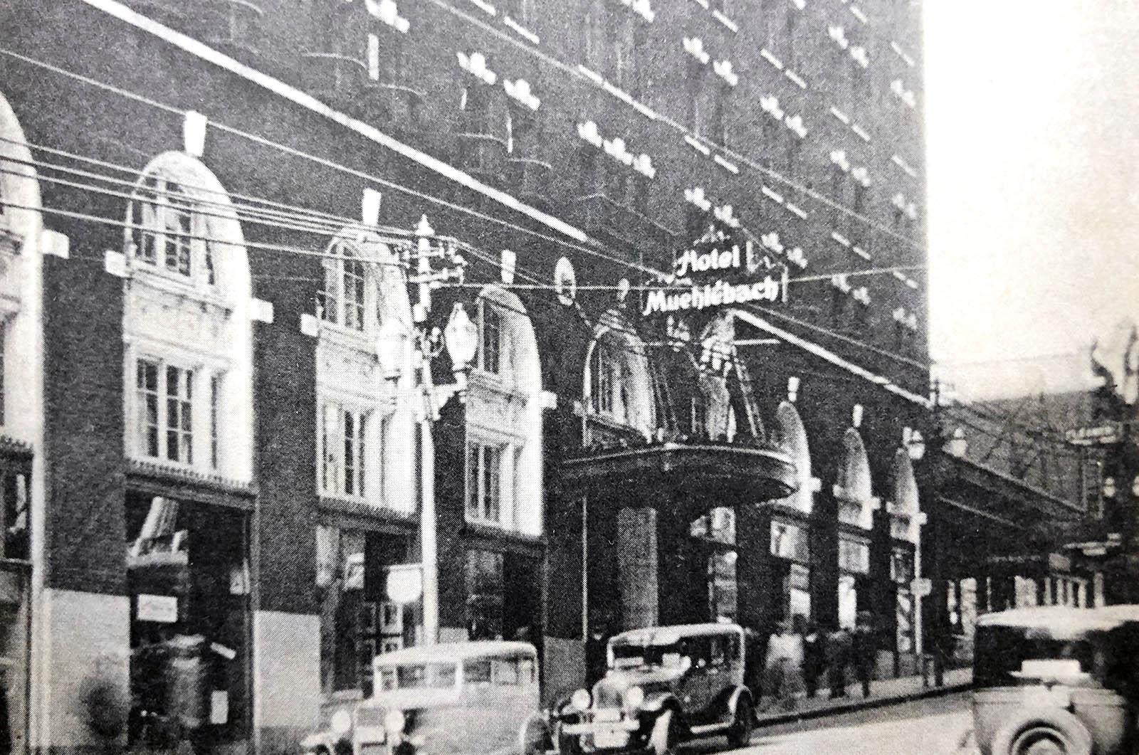 Vintage exterior