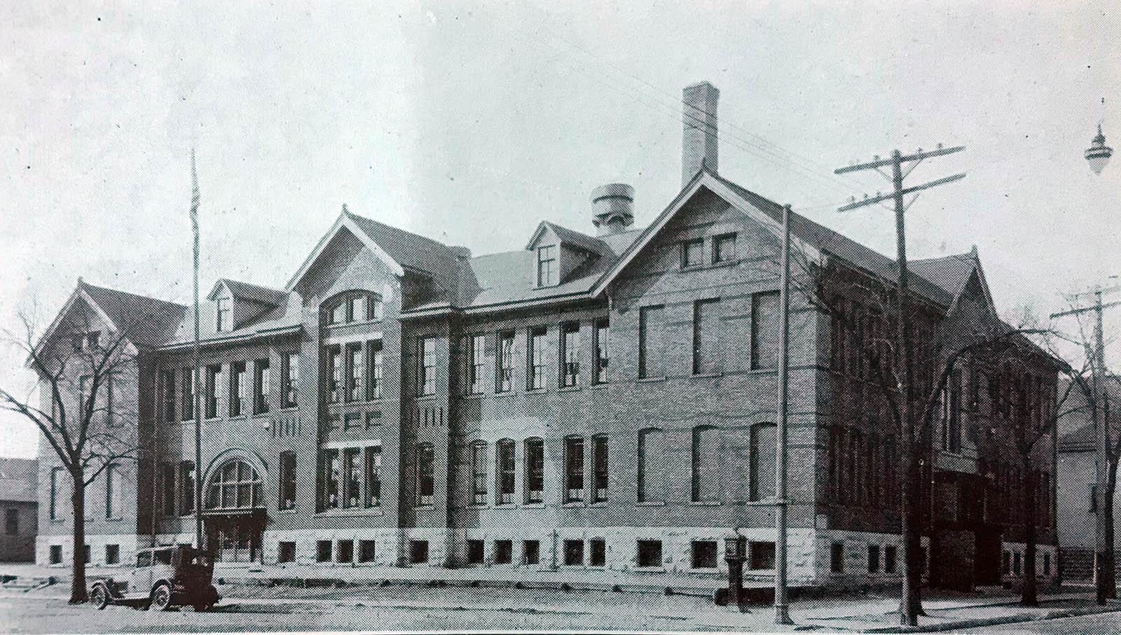 Island Avenue School