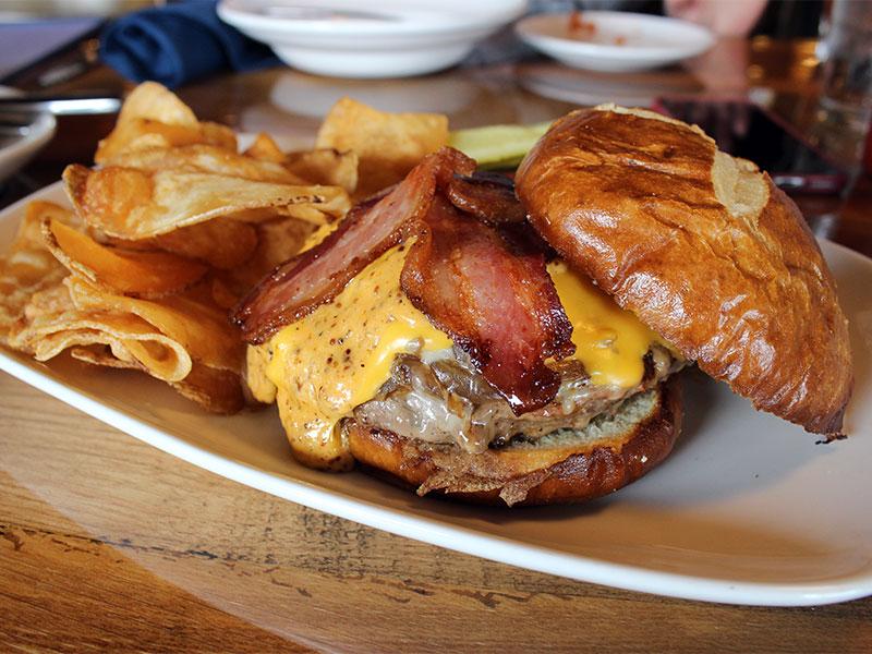 The Bibinger's Burger