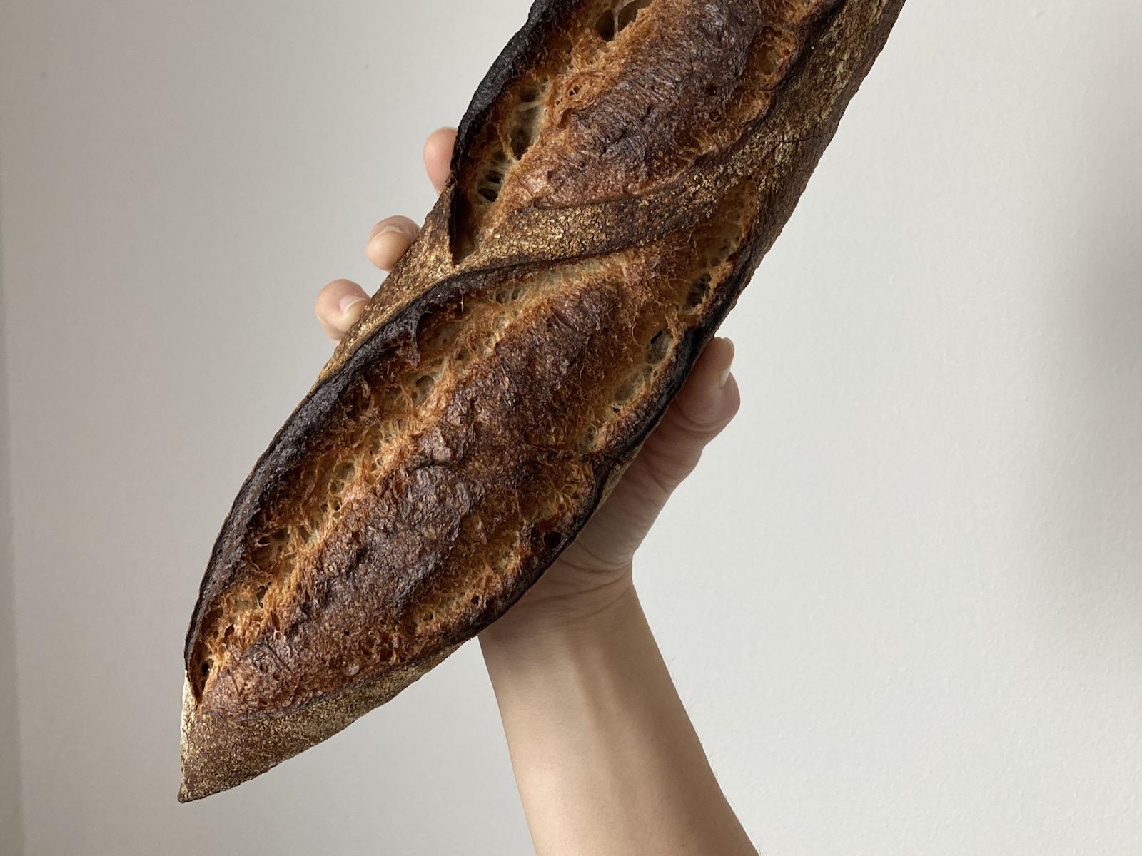 Amano Pan baguette