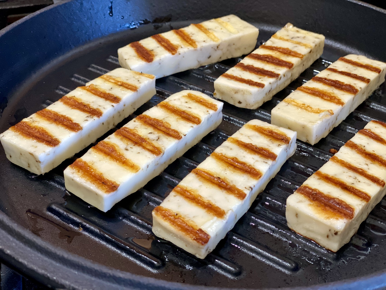 Grilled Cheese-E-Que